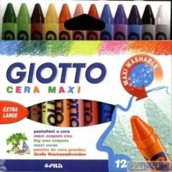 Pastelloni a cera Giotto...