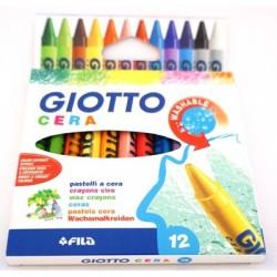 Pastelli a cera Giotto 12...
