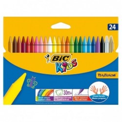 Bic Kids Plastidecor 24...