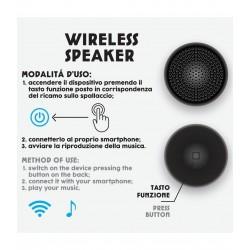Zaino Scuola Seven Advanced - Adventure Camo con wireless speaker Rif 240