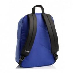 Zaino Scuola Invicta Carlson Plain blu Rif 350