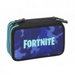 Schoolpack Fortnite Zaino + Astuccio 3Zip Blu Rif 357