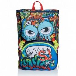 Schoolpack Seven Facce da SJ Boy Zaino + Astuccio 3zip Rif 443