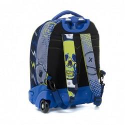 Trolley Scuola Mitama Run Sport Boy Rif 568