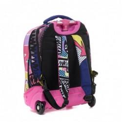Trolley Scuola Mitama Roller Girl Rif 571